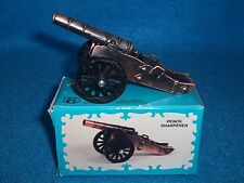 DIECAST Revolutionary War Cannon MIB