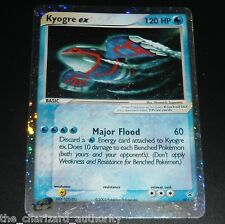 Kyogre ex # 001 Nintendo Black Star Promo 1 HOLO NEAR MINT Pokemon Card