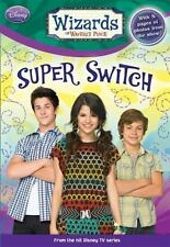 Wizards of Waverly Place #8: Super Switch! Alexander, Heather Paperback