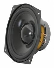 """Dynavox 100mm/4"""" BASS ALTOPARLANTE SUBWOOFER 4 Ohm Tieftöner chassis dy-103-9a"""