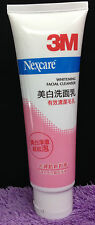 100g 3M Nexcare Anti Acne WHITENING Foam Cleanser Medicated Treatment Pore Wash