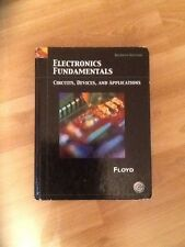 Electronics Fundamentals : Circuits, Devices and Applications by Floyd (2006, CD