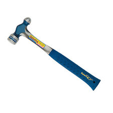 Estwing E3-8BP Solid Steel 8oz Ball Peen Hammer with Nylon Grip