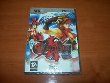 GUILTY GEAR X2 THE MIDNIGHT CARNIVAL RELOAD PC (EDICIÓN ESPAÑOLA PRECINTADO)