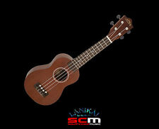 LANIKAI LUTU11S SOPRANO UKULELE SUPERB UKE ADJUSTABLE INTONTATION FREE SHIPPING!