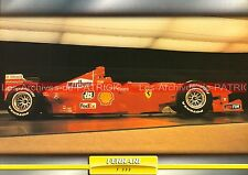 FERRARI F 399 ( F399 ) 1999 : Fiche Auto Collection