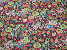 "LIBERTY OF LONDON TANA LAWN FABRIC DESIGN ""Elysian"" 1.2 METRES X 1.36 METRES"