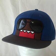 LG XL Domo Animation Baseball Cap Hat Sunglasses Feel The Need For Speed New