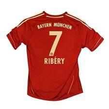 Rare Germany bayern Munich Ribery France Trikot  Jersey S M LG  football shirt