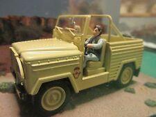 JAMES BOND CARS COLLECTION LAND ROVER LIGHTWEIGHT THE LIVING DAYLIGHTS