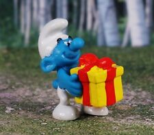 Cake Topper Peyo 2009 Smurfs Jokey Comic Figurine Display Figure K1030_B