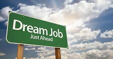 DreamJobOpening.COM . Domain Name For Sale . Dream Job Opening