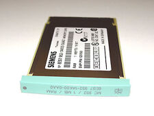 Siemens Simatic S7 6ES7952-1AK00-0AA0 Memory Card MC952 1 MBYTE / 16 Bit Top