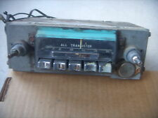 SAPPHIRE III VINTAGE AM RADIO. VW Beetle. ALL TRANSISTOR