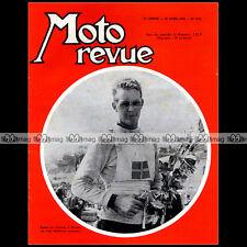 MOTO REVUE N°1786 TORSTEN HALLMAN, BMW R 73 R73, Le Circuit de FISCO 1966