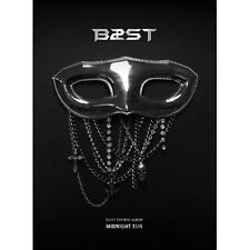 BEAST - [MIDNIGHT SUN] 5th Mini Album CD + Booklet K-POP Sealed B2ST