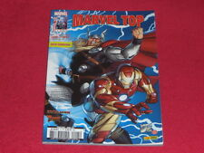 MARVEL TOP (v2) 5 IRON MAN & THOR PANINI COMICS TRES BON ETAT