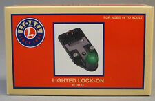 LIONEL TRACK LIGHTED LOCKON train track lock on terminal 6-14112 NEW