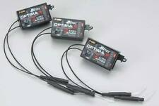 Hitec Optima 9  9-Channel 2.4GHz RC Airplane Receiver 3pk (3) Aurora 29433