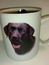 Black Labrador Retriever Collectible Coffee Mug Taskets