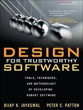 Design for Trustworthy Software: Tools, Techniques, and Methodology of Developin