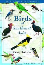 Birds of Southeast Asia (Princeton Field Guides), Robson, Craig, Good Book