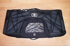 NICE OGIO STEALTH BLACK FRONT RACK ATV LUGGAGE CARRIER CARGO STORAGE BAG CASE