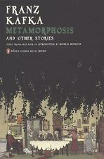 Metamorphosis and Other Stories: (Penguin Classics Deluxe Edition) Kafka, Franz