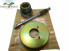 OIL PUMP Gear Shaft & Worm drive gear for Stihl 050 051 075 076 ,30 mm diameter