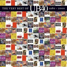 UB40 ( NEW SEALED CD ) VERY BEST OF COLLECTION 1980 - 2000 ( 20 GREATEST HITS )