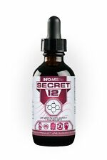 SECRET 12 - VITAMIN B12 FORMULA - (29.6ml / 1 fl. oz) - Info Wars