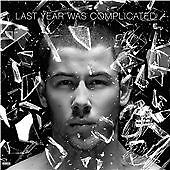 Nick Jonas - Last Year Was Complicated (Parental Advisory, 2016) cd album