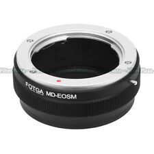 Fotga Minolta MD Lens to Canon EOS M M1 M2 M3 M5 M10 EF-M Mount Camera Adapter