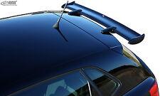 RDX Dachspoiler VW Polo 6R & 6C Heckspoiler Heck Dach Spoiler Flügel hinten Wing