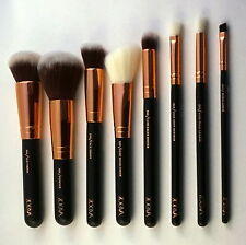ZOEVA 8PCS Rose Gold Makeup Brush Set