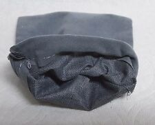 """DICE BAG - GREY CLOTH - 4"""" x 5"""" O.D.- HOLDS DICE & GAME PIECES - 20% OFF SALE!"""