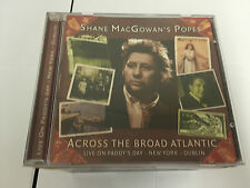 Shane MacGowan & The Popes - Across The Broad Atlantic (Live CD)