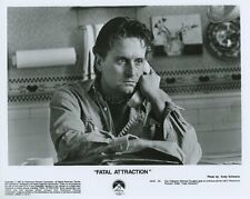 MICHAEL DOUGLAS  FATAL ATTRACTION  1987 VINTAGE PHOTO ORIGINAL