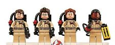 Ghostbusters Action Figures Mini Figs Set Of 4 Fits Lego Uk