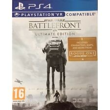 Star Wars Battlefront Ultimate Edition PS4 Game (PSVR Compatible) Brand New