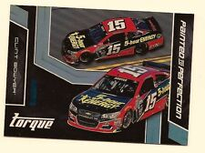 CLINT BOWYER 2016 PANINI TORQUE NASCAR RACING PAINTED TO PERFECTION