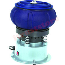 SMALL METAL PARTS VIBRATOR POWER SHAKER TUMBLER TOOL POLISHER POLISHING PINBALL