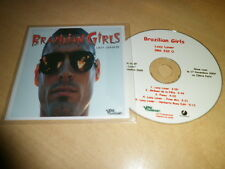 BRAZILIAN GIRLS - LAZY LOVER - 5 TRACK !!! !FRENCH PROMO CD!!!!!