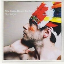 (DK455) One More Down To Go, Blue Angel - 2012 DJ CD
