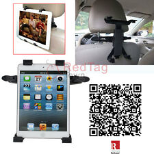 Mount Holder Car Back Seat Headrest For iPad Air 2 iPad 4/3/2 Samsung Galaxy Tab