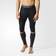 adidas Techfit Recovery 3-in-1 Compression Fit Tights & Calf Warmers (M) B45500