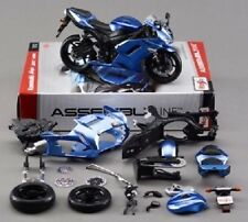 Maisto 1:12 Kawasaki Ninja ZX 6R Assemble DIY Motorcycle Bike Model Toy Boxed