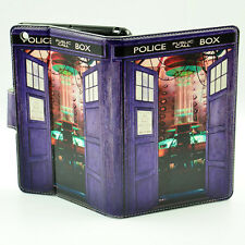 Tardis from inside Doctor Who Leather Case Stand Cover For ipad mini 1 2 3 New