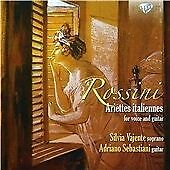 ROSSINI; CARULLI: ARIETTES ITALIANNES FOR VOICE AND GUITAR NEW & SEALED