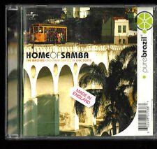 Pure Brazil: Home of Samba by Various Artists (CD, Sep-2004,Universal)